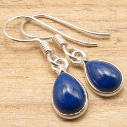 Lapis Lazuli Oorhangers
