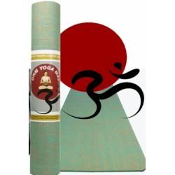 Yogamat Jute (mintgroen)