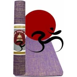 Yogamat Jute (violet)