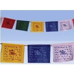 Nepalese gebedsvlaggen (klein)