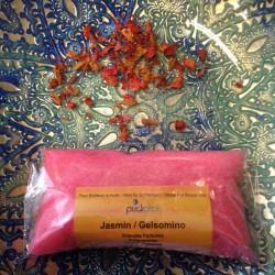 "Aromatherapie Geurkorrels Jasmijn ""PUURHEID"""