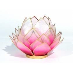 Sfeerlicht Roze Lotus XL