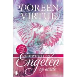 """Boek """"Assertiviteit voor engelen op aarde"""" Doreen Virtue"""