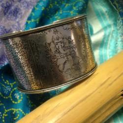 Ganesha Armband uit Nepal