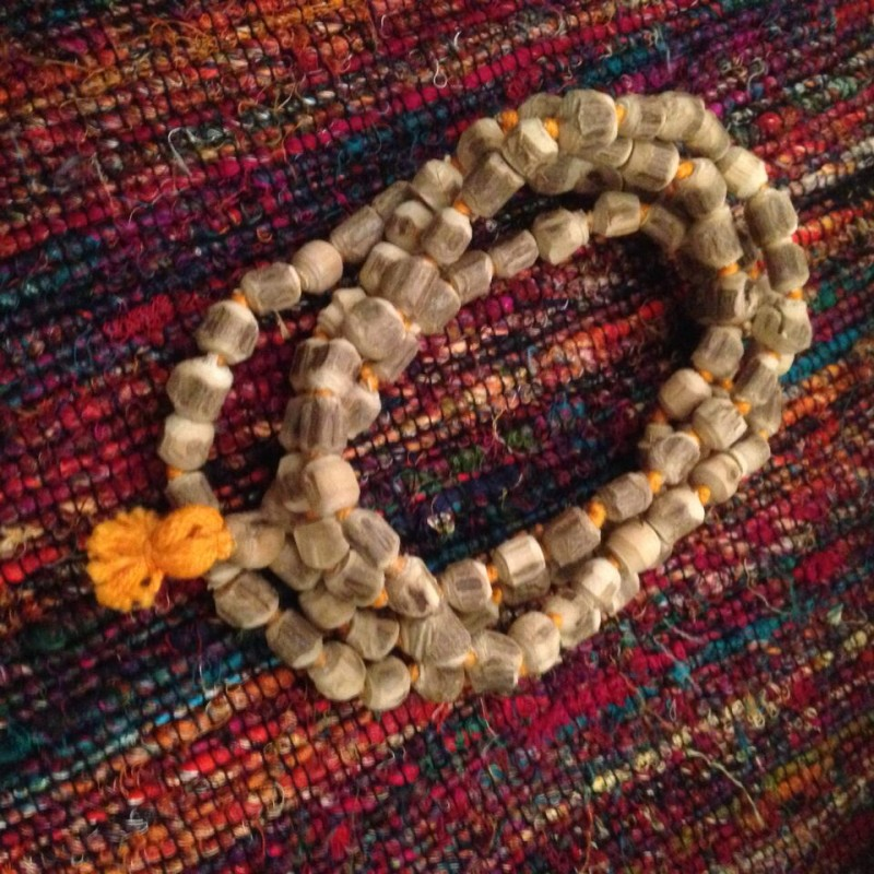 how to make tulasi mala