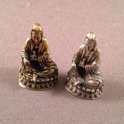Miniatuur Beeldje Quan Yin Zittend