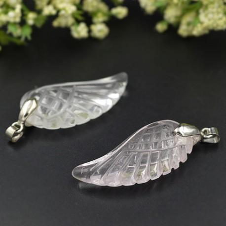 Angel Wing Hanger Bergkristal