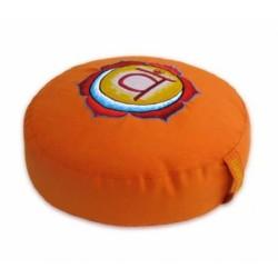 Meditatiekussen 2e Chakra (Oranje)