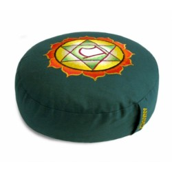 Meditatiekussen 4e Chakra (Groen)