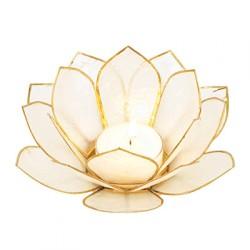 Sfeerlicht Witte Lotus