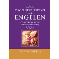 Dagelijkse Leiding van je Engelen (Kaarten + Boek)