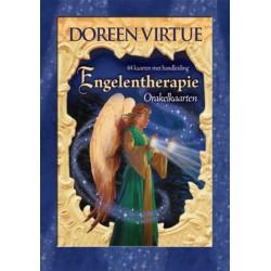Engelentherapie Orakelkaarten (Kaarten + Boek)