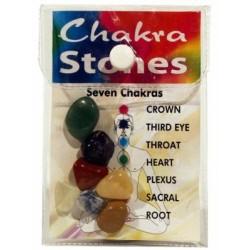 7 Chakra Stenen