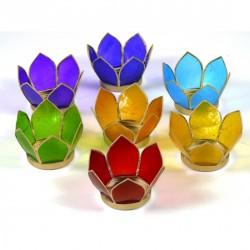 7 Chakra Lotus Capiz Sfeerlichten