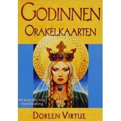 Godinnen Orakelkaarten (met boek)