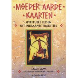 Moeder Aarde Kaarten (met boek) - Jamie Sams