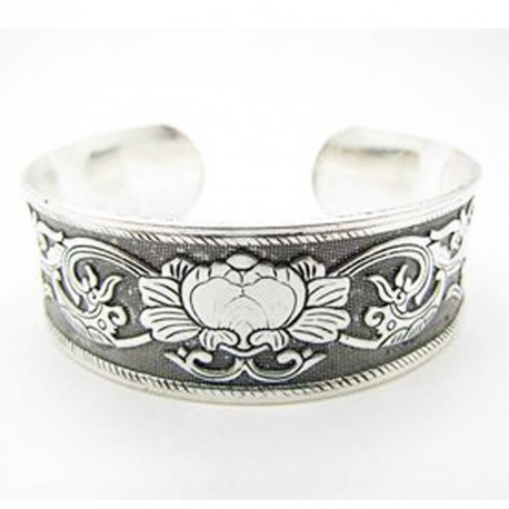 Tibetaanse Lotus Armband