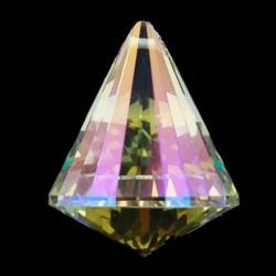 """Feng Shui Regenboogkristal """"MULTI KEGEL"""""""