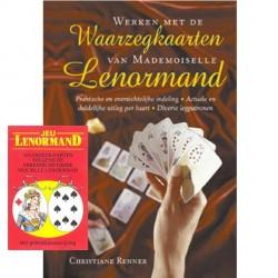 Werken met de Waarzegkaarten van Mademoiselle Lenormand (Set)
