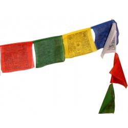 """Nepalese gebedsvlaggen """"M"""""""