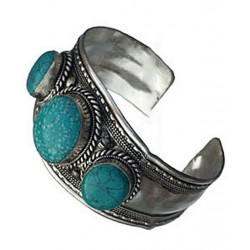 Armband Turkoois uit Nepal