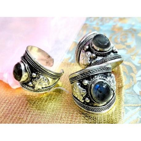 "Ring Lapis Lazuli ""EIGENWAARDE"""