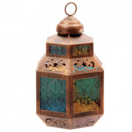 Marokkaanse Hangende Lantaarn 26 cm