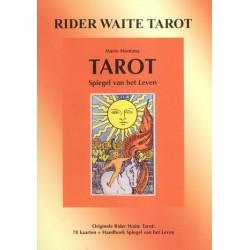 Tarot, Spiegel van het Leven (kaarten & boek)