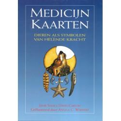 Medicijnkaarten - J. Sams (boek & kaarten)