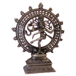 Dansende Shiva Beeld 20 cm