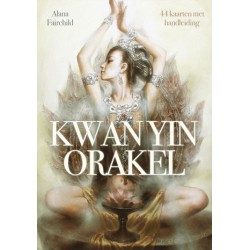 Kwan Yin Orakel (boek + kaarten)