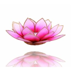 Sfeerlicht Roze Lotus