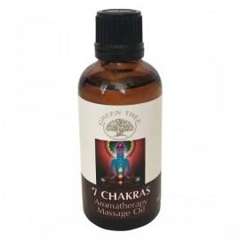 "Massage olie ""7 chakra's"""
