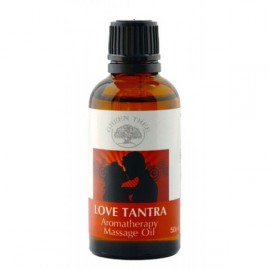 "Massage olie ""LOVE TANTRA"""
