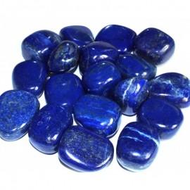 """Lapis Lazuli Trommelsteen """"EIGENWAARDE"""""""