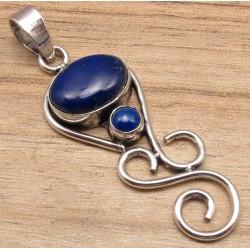 """Lapis Lazuli Hanger """"GOLF VAN MOED"""""""