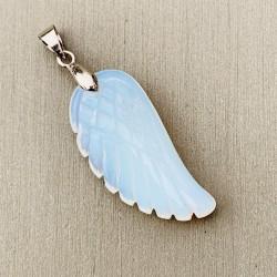 """Angel Wing Hanger Opaliet """"PASSIE"""""""