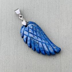 "Angel Wing Hanger Lapis ""EIGENWAARDE"""