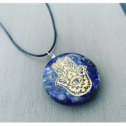 Orgoniet hanger Lapis Lazuli