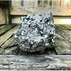 Pyriet meditatie steen XXL
