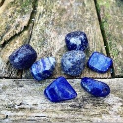 Knuffelsteen Lapis Lazuli