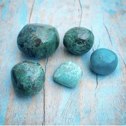 Knuffelsteen Chrysocolla