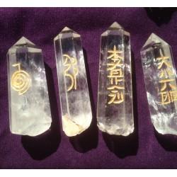 Kristalpunt REIKI Healing Set
