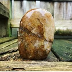 """Sculptuur Limoniet Kwarts """"Golden Healer"""""""