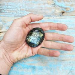 """Labradoriet palmsteen """"BESCHERMING"""""""