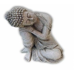 Rustende Boeddha