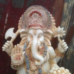 Beeld Ganesha, de Geluksbrenger