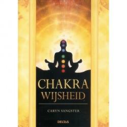 Chakra Wijsheid Orakelkaarten + Boek